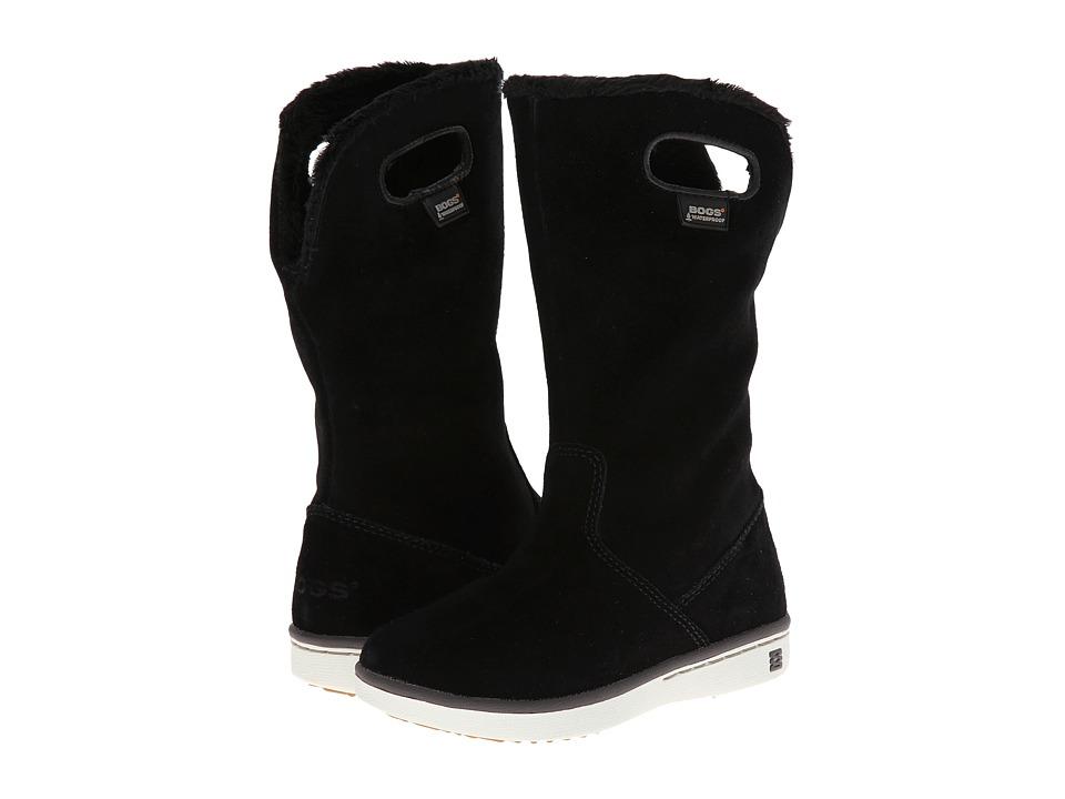 Bogs Kids - Boga Boot (Toddler/Little Kid/Big Kid) (Black) Girls Shoes