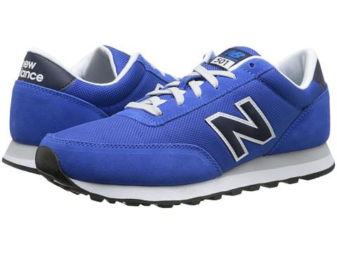 New Balance Classics - WL501 (Blue) Women's Classic Shoes