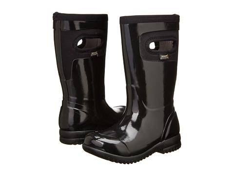 Bogs Kids - Tacoma Solid (Toddler/Little Kid/Big Kid) (Black) Girls Shoes