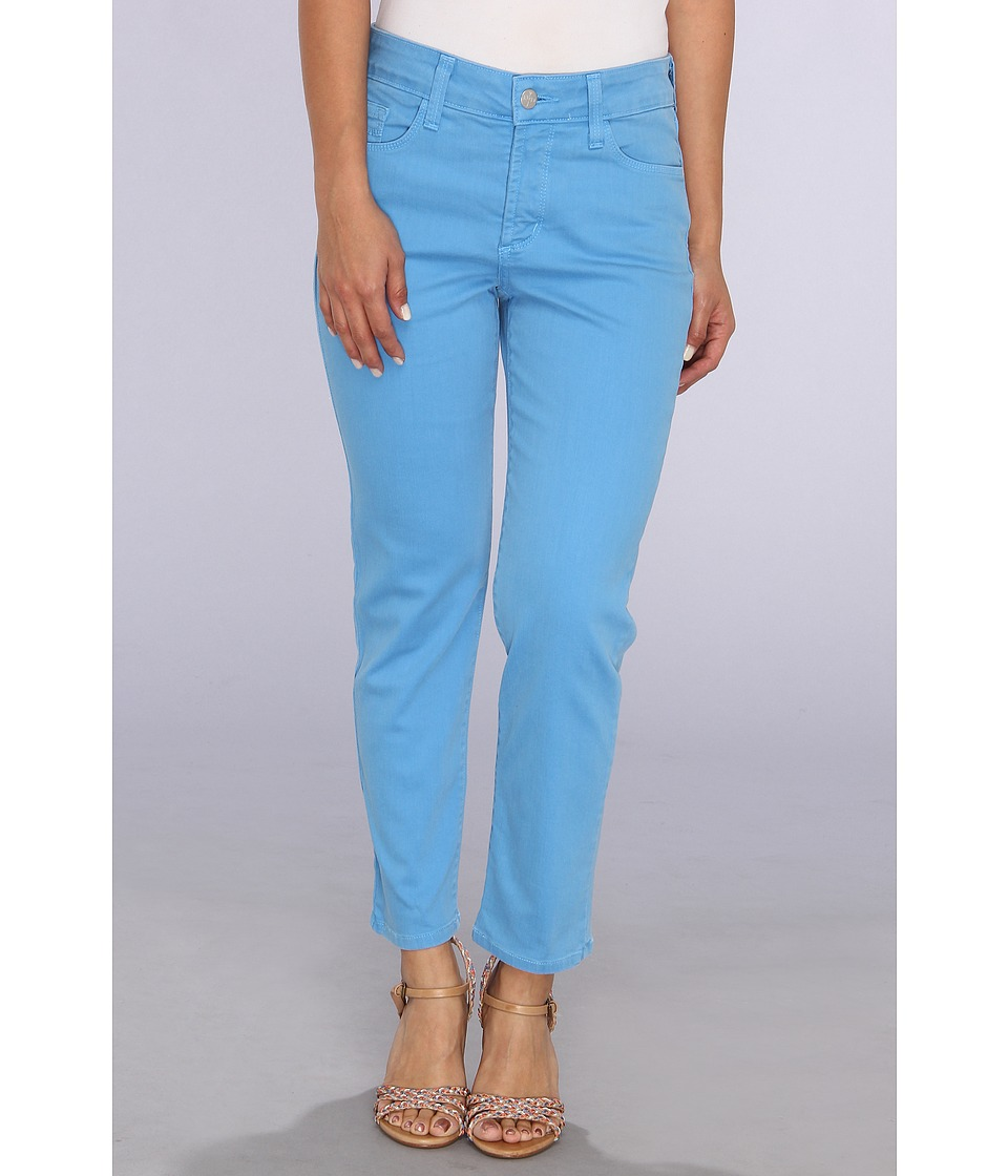 NYDJ Petite - Petite Alisha Fitted Ankle Jean (Surfrider) Women's Jeans