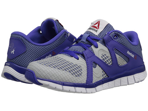 Reebok Kids - Z TR 2.0 (Little Kid) (Ultima Purple/Purple Shadow/Silver Metallic/White) Girls Shoes
