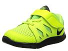 Nike Kids Free 5 (Infant/Toddler) (Volt/Electric Green/Photo Blue/Black)