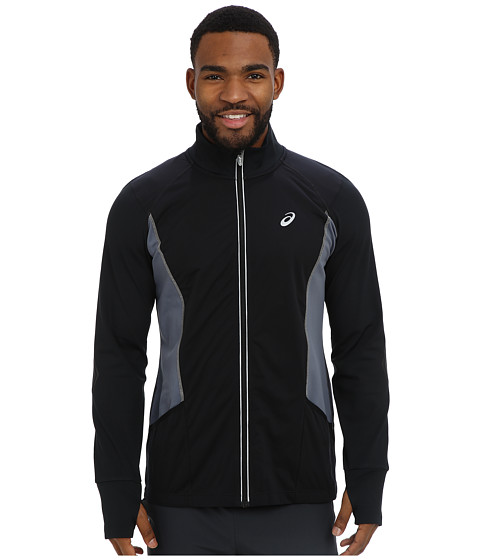 ASICS - Lite-Show Jacket (Black) Men's Jacket