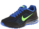 Nike Kids Nike Air Maximize (Big Kid) (Black/Hyper Cobalt/Photo Blue/Electric Green)