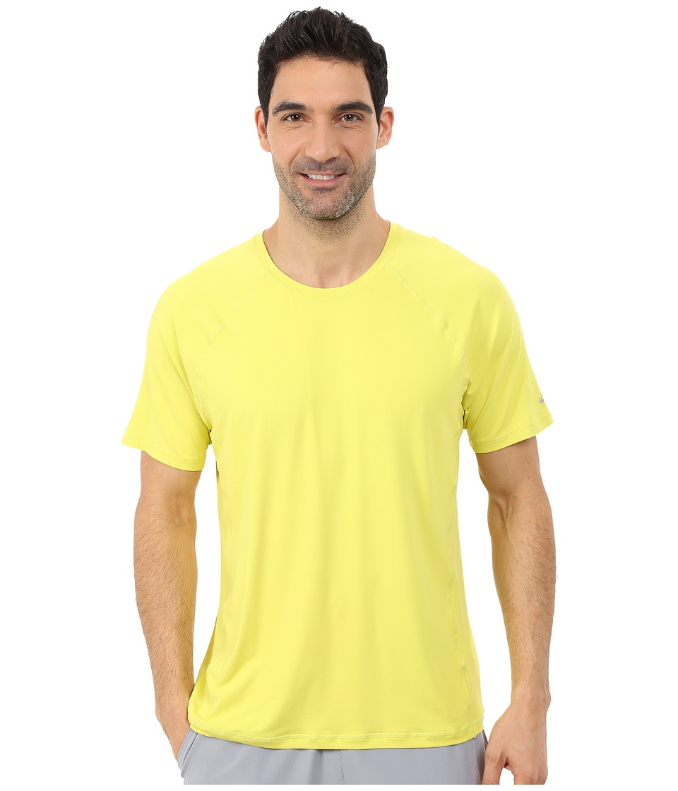 ASICS - Everyday III Short Sleeve (Electric Lime) Men's Clothing