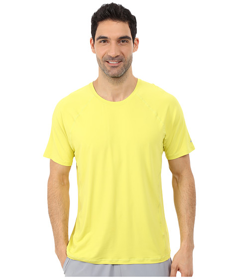 ASICS - Everyday III Short Sleeve (Electric Lime) Men