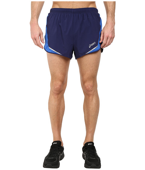 ASICS - Split Short 3 (True Navy/New Blue) Men's Shorts