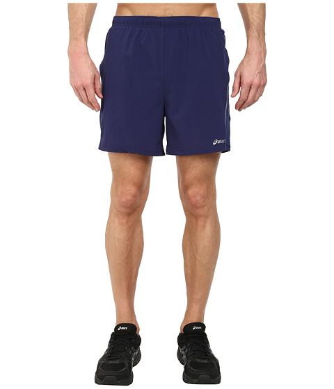 ASICS - Distance Short (True Navy/Slate) Men's Shorts