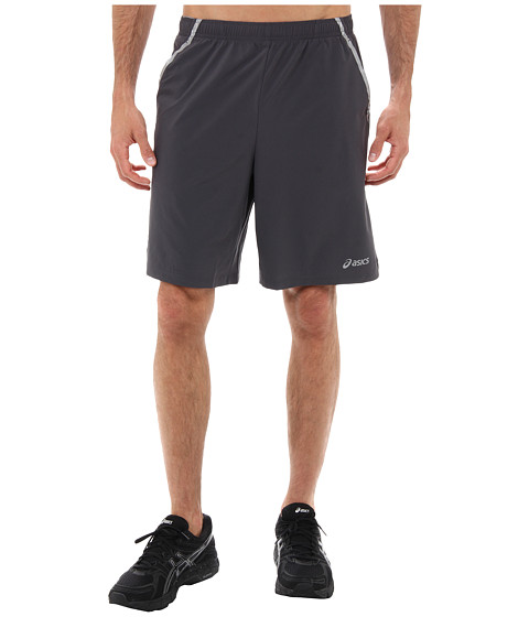 ASICS - Everyday Short (Steel/Black 1) Men's Shorts