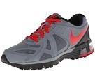 Nike Kids Air Max Run Lite 5 (Big Kid) (Cool Grey/Black/University Red)