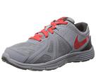 Nike Kids Air Max Run Lite 5 (Little Kid) (Cool Grey/Black/University Red)