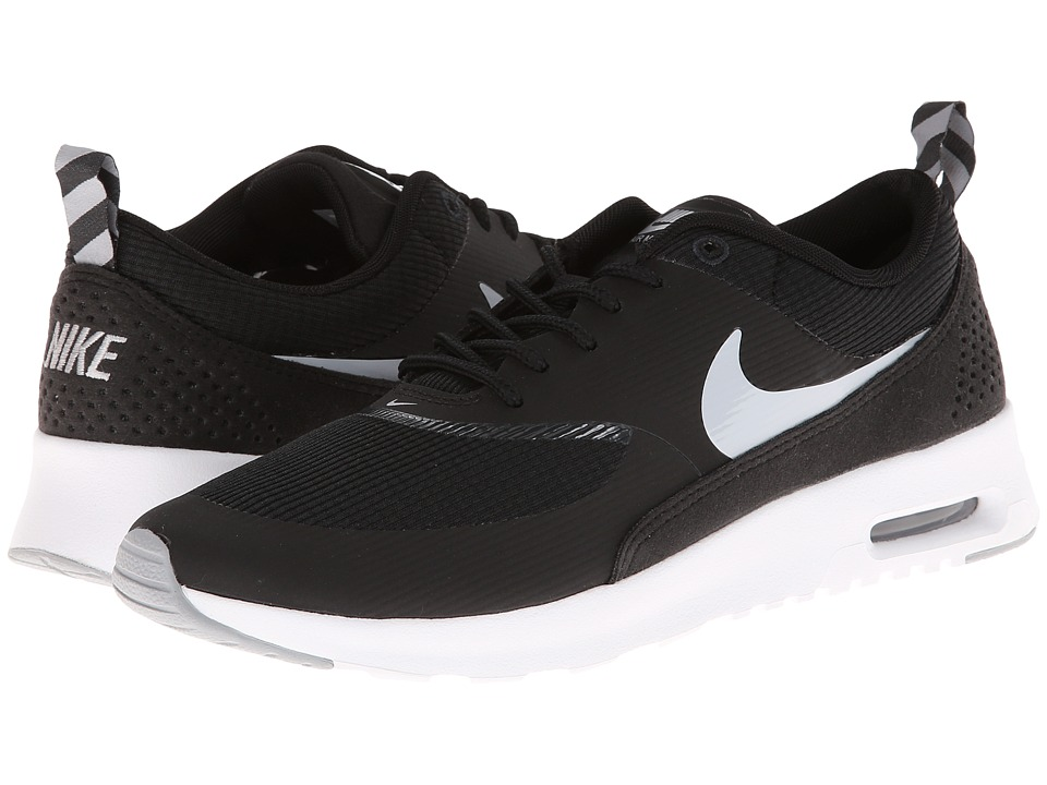 Nike - Air Max Thea (Black/Anthracite/White/Wolf Grey) Women's Shoes