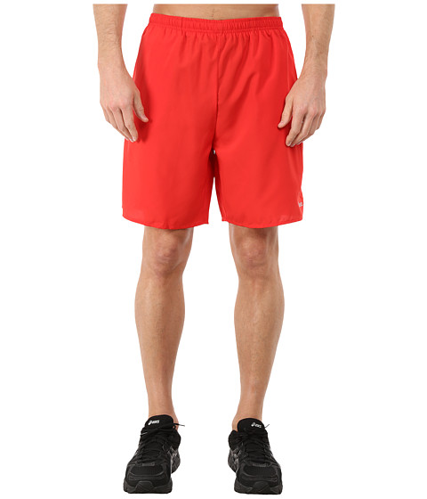 ASICS - Asics Core Pocketed Short 7 (Red Heat) Men's Shorts