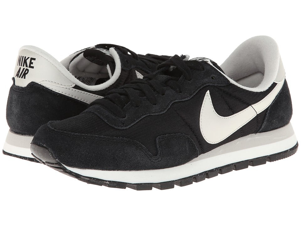 Nike - Air Pegasus '83 (Black/Sail/Light Bone) Women's Shoes