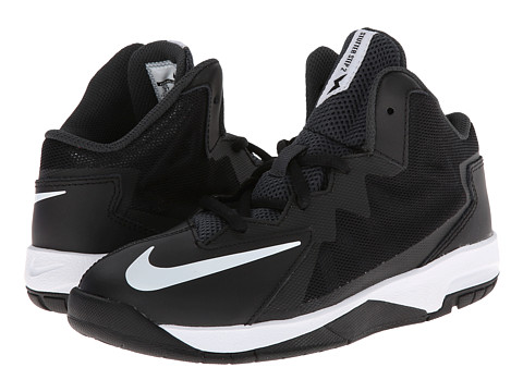 Nike Kids - Stutter Step 2 (Little Kid) (Black/Stealth/Anthracite/White) Boys Shoes