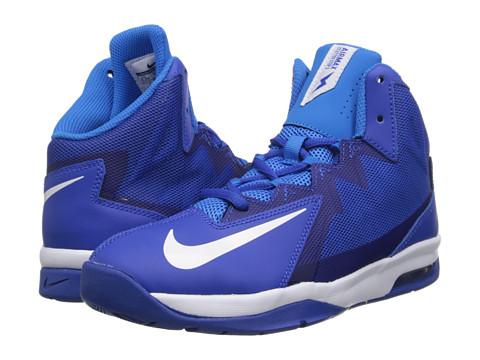 Nike Kids - Air Max Stutter Step 2 (Big Kid) (Game Royal/Stealth/Photo Blue/White) Boys Shoes
