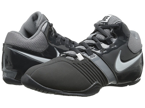 Nike Kids - AV Pro V (Little Kid/Big Kid) (Anthracite/Cool Grey/White) Boys Shoes