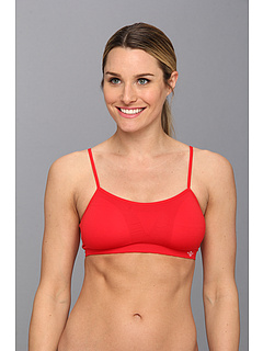 SALE! $25.99 - Save $8 on Lily of France Dynamic Duo 2 Pack Seamless Bra (Cha Ching Cherry Tiffany Silver) Apparel - 23.56% OFF $34.00