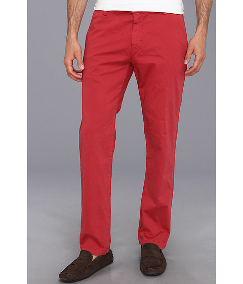 Mavi Jeans - Edward Cherry Twill in Cherry (Cherry) Men