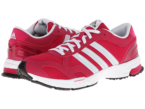 adidas Running - Marathon 10 NG (Bold Pink/Core White/Black) Women's Shoes