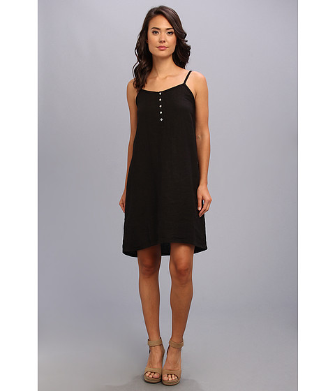 Allen Allen - Cami Dress (Black) Women
