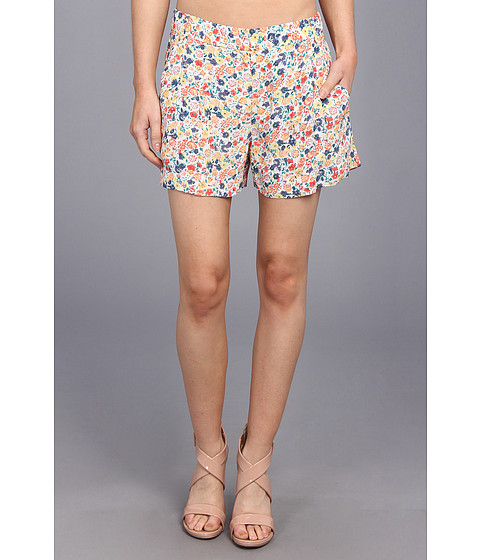 French Connection - Marylin 79BBA (Party Pink Multi) Women's Shorts