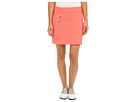 Jamie Sadock Skinnylicious 18 in. Skort with Control Top Mesh Panel (Hokie Pokie)