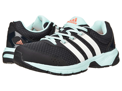 adidas Running - Madison RNR W (Night Grey/Core White/Frost Mint) Women
