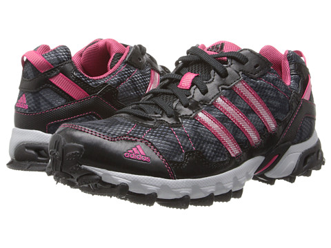adidas Running - Thrasher 1.1 W (Black/Vivid Berry/Onix) Women's Running Shoes