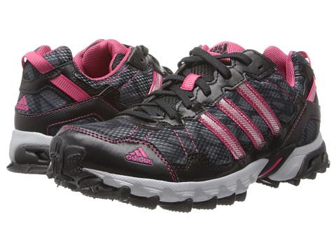 adidas Running - Thrasher 1.1 W (Black/Vivid Berry/Onix) Women's Running Shoes