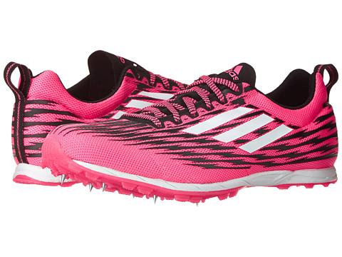 adidas - XCS 5 W (Solar Pink/Core White/Black) Women's Running Shoes