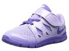Nike Kids Free 5 (Infant/Toddler) (Hydrangeas/White/Purple Haze/Light Magenta)