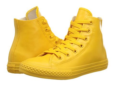 Converse Kids - Chuck Taylor All Star Hi Rubber (Wild Honey) Kids Shoes