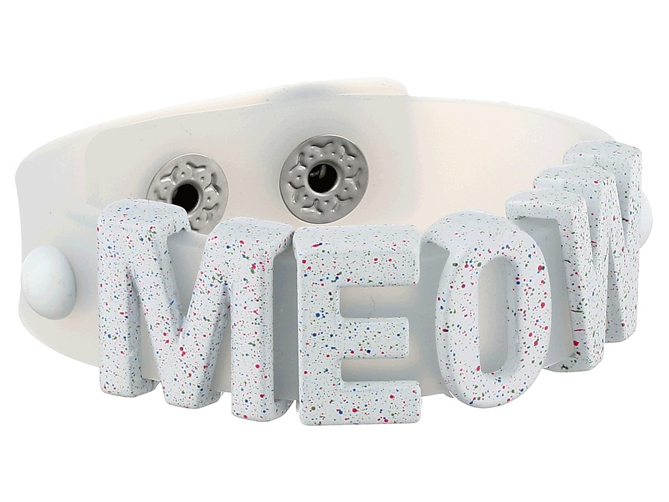 BCBGeneration - Jelly Affirmation Bracelet (Meow/Splatter/Clear) Bracelet