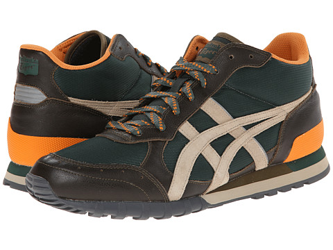 Onitsuka Tiger by Asics - Colorado Eighty-Five MT (Dark Green/Sand) Shoes