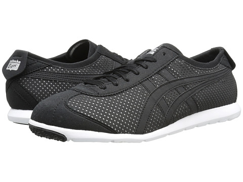Onitsuka Tiger by Asics - Rio Runner (Black/Black) Classic Shoes