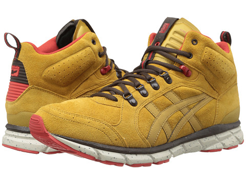 Onitsuka Tiger by Asics - Harandia MT (Honey Mustard/Honey Mustard) Lace up casual Shoes