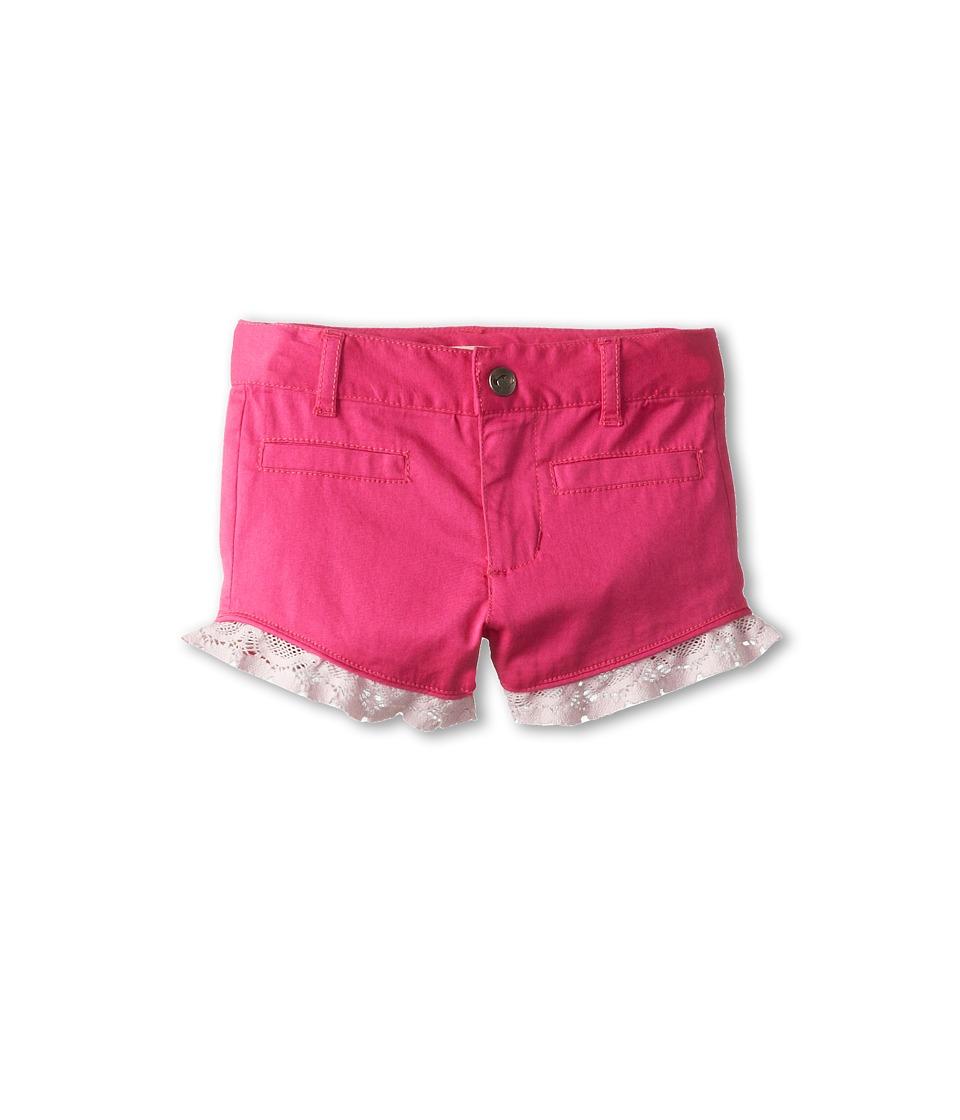 Appaman Kids - Super Soft Baja Shorts (Toddler/Little Kids/Big Kids) (Goji Berry) Girl's Shorts