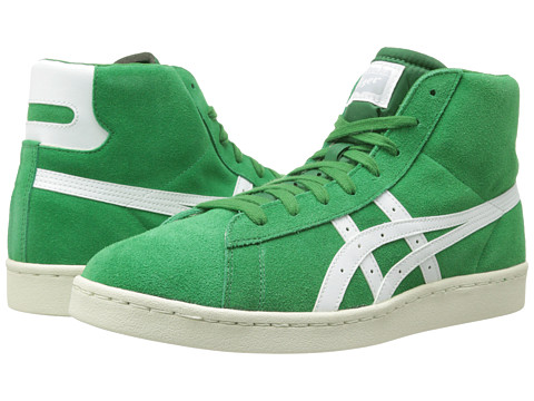 Onitsuka Tiger by Asics - Fabre DC-L (Green/White) Lace up casual Shoes