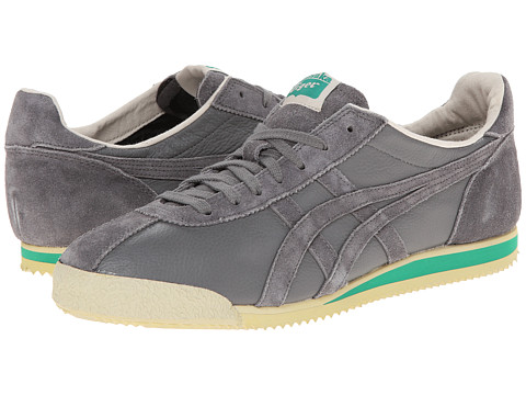 Onitsuka Tiger by Asics - Tiger Corsair (Grey/Grey) Classic Shoes