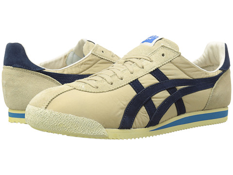 Onitsuka Tiger by Asics - Tiger Corsair VIN (Sand/Navy) Shoes