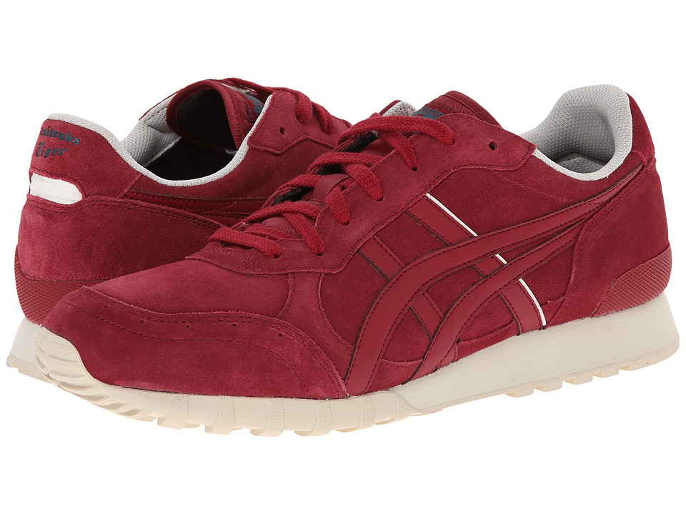 Onitsuka Tiger by Asics - Colorado Eighty-Five (Burgundy/Burgundy) Shoes