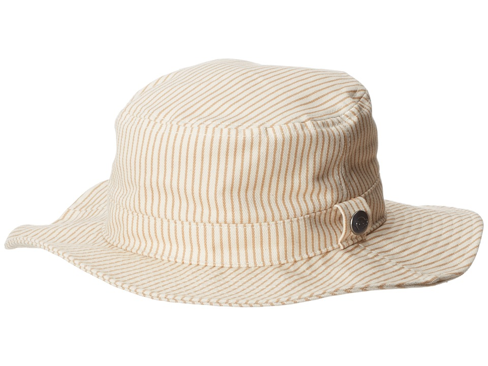 Appaman Kids - Wide Brim Bucket Hat (Infant/Toddler/Little Kids/Big Kids) (Squash) Bucket Caps