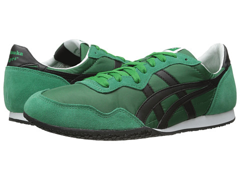 asics onitsuka tiger serrano green