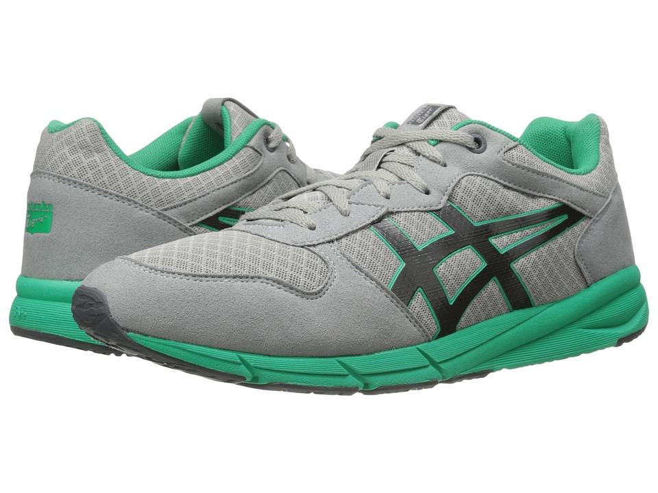 Onitsuka Tiger by Asics - Shaw Runner (Light Grey/Dark Grey) Lace up casual Shoes
