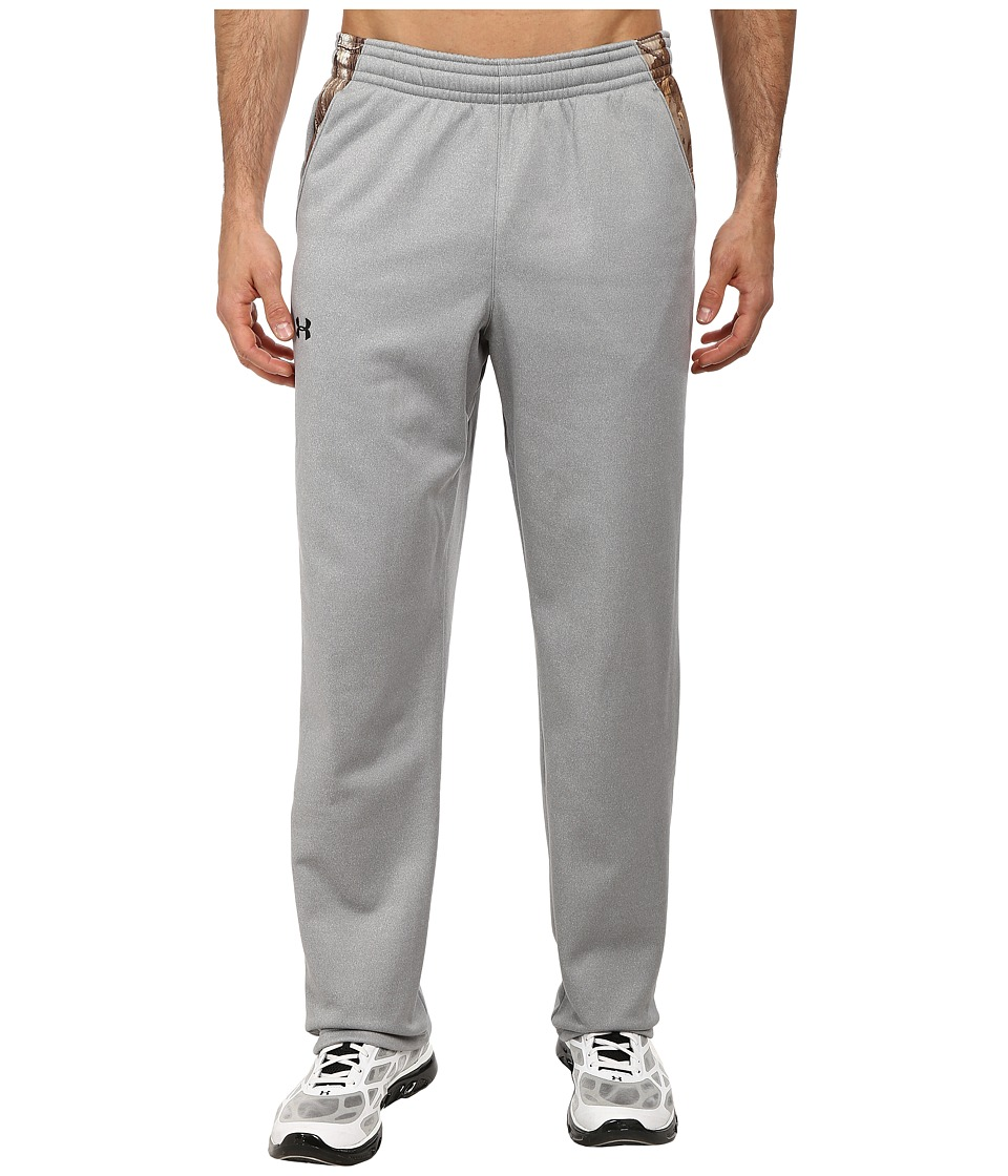 Under Armour - UA Storm Caliber Pant (True Gray Heather/Black) Men's Casual Pants