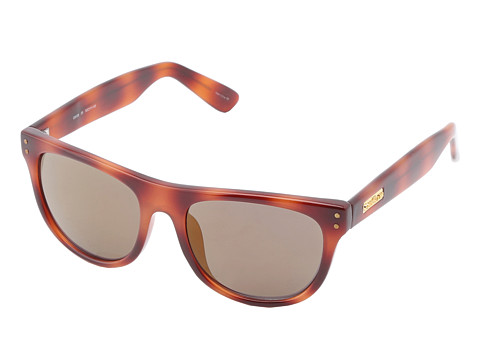 Cole Haan - C 6128 (Honey Tortoise) Plastic Frame Fashion Sunglasses