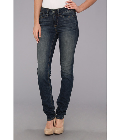 Yummie by Heather Thomson - Mid-Rise Skinny Leg in Worn (Worn) Women's Jeans