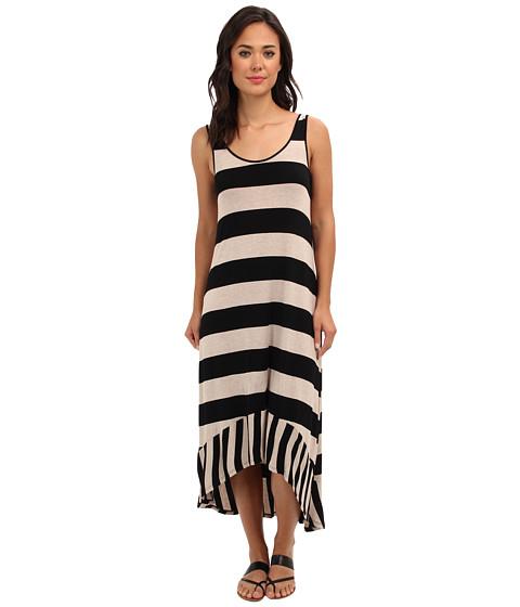 kensie - Lt. Wt. Viscose Spandex Dress KS6K9959 (Heather Quick Sand) Women