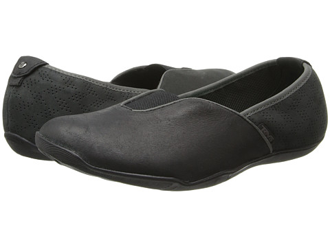 Teva - Niyama Slip-On (Black) Women's Slip on Shoes